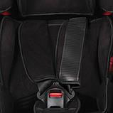 Автокресло Heyner 9–36 кг MultiFix Aero+ Pantera Black 796 110, фото 7