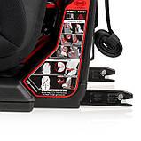 Автокресло Heyner 9–36 кг MultiFix Aero+ Pantera Black 796 110, фото 9