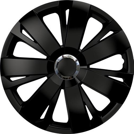 Колпаки R14  Elegant Energy RC Black