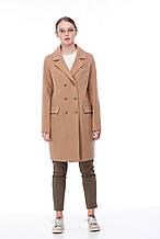 Женское пальто ORIGA Джоли NEW 42 Песочный 02JOLn-camel42, КОД: 2379601