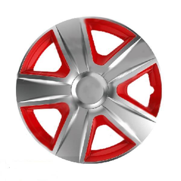 Колпаки R14  Elegant Esprit  Silver&red