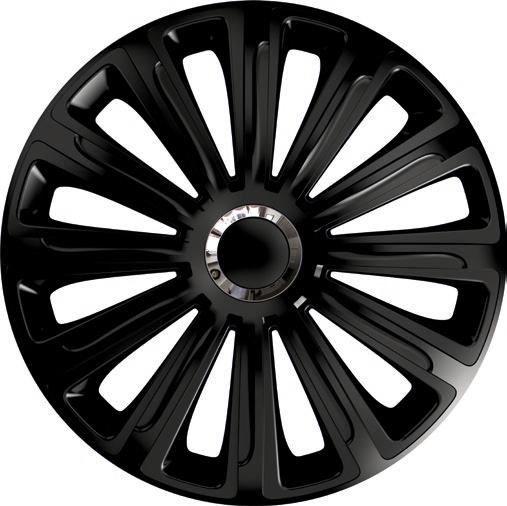 Ковпаки R14 Elegant Trend RC Black