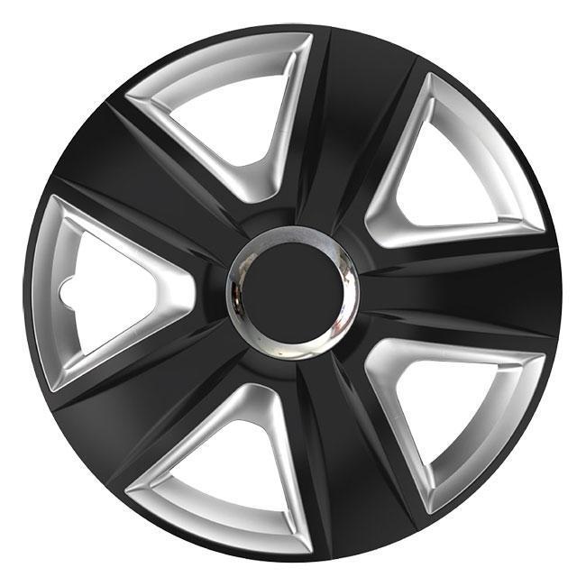Колпаки R13 Elegant Esprit RC Black&Silver