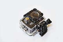 Водонепроницаемая спортивная экшн камера 4K DVR SPORT S2 Wi Fi Black hubnp20616, КОД: 1267000