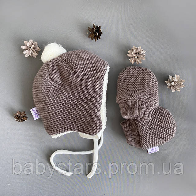 шапочка для немовляти