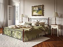 Кровать Крокус Tenero на деревянных ножках 1200х1900 Черный бархат 100000222, КОД: 1555636