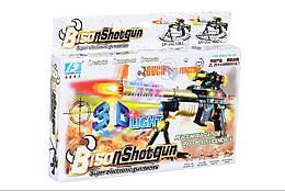 Игрушечное оружие Same Toy BisonShotgun Винтовка черная DF-20218BZUt, КОД: 2430871
