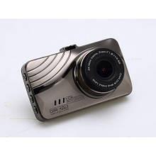 Видеорегистратор Kronos DVR E10 Metall 1080p Серебристый sp4419, КОД: 351797