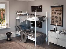 Кровать Ирис двухъярусная Tenero 800х1900 Белый 1000002170, КОД: 1918451