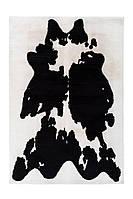 Исключительно мягкий ковёр ручной работы, имитирующий мех кролика, с анималистическим принтом Rabbit Animal