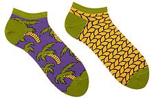 Носки женские короткие Sammy Icon Vai Bay Short 36-40 Цветные 009554, КОД: 1214407