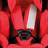 Автокрісло Heyner 9-36 кг Capsula MultiFix ERGO 3D Racing Red 786 130, фото 4