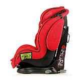 Автокрісло Heyner 9-36 кг Capsula MultiFix ERGO 3D Racing Red 786 130, фото 6