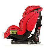 Автокрісло Heyner 9-36 кг Capsula MultiFix ERGO 3D Racing Red 786 130, фото 7