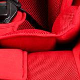 Автокрісло Heyner 9-36 кг Capsula MultiFix ERGO 3D Racing Red 786 130, фото 8