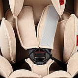 Автокресло Heyner 9–36 кг Capsula MultiFix ERGO 3D  Summer Beige 786 150, фото 6