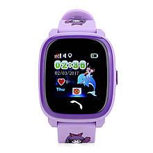 Детские смарт-часы Skmei DF25 Purple BOX DF25BOXPP, КОД: 293470