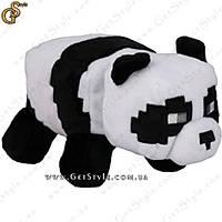 """Игрушка Панда из Minecraft - """"Panda"""" - 27 х 15 см"""