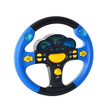 Детская интерактивная игрушка Joy Toy Я тоже рулю Синий gabkrp165Mpjv59433, КОД: 916428