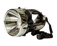 Фонарь прожектор YAJIA YJ 2805 1 LED 2 режима, КОД: 1935707