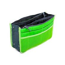 Органайзер для сумки Аiry Bag-in-Bag SF00052 Светло-зеленый taukrp11000052hj, КОД: 999604