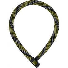 Велозамок ABUS 7210 110 IvyTex Racing Yellow 877827, КОД: 1791756