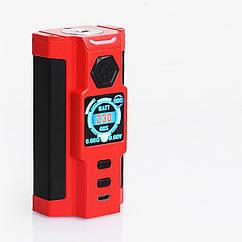 Батарейный мод Sigelei SnowWolf Vfeng-S 230W Red AJSW23R, КОД: 173296