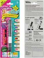 Лак карандаш для ногтей детский Creative Nails на водной основе 2 цвета MA-303000, КОД: 2427323