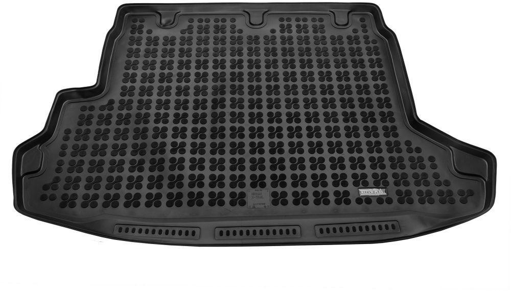 Гумовий килимок багажника Nissan X - Trail II T31 2008 - 2013 Rezaw-Plast 231025