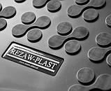 Гумовий килимок багажника Nissan X - Trail II T31 2008 - 2013 Rezaw-Plast 231025, фото 4