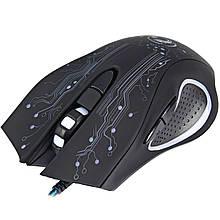 Игровая мышь iMICE X9 USB Black 1185-2430, КОД: 1391887