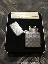 Зажигалка Lighter Usb Электроимпульсная 1.8 350755, КОД: 1930863