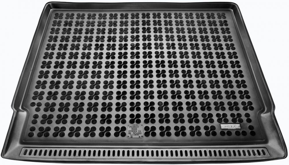 Коврик багажника резиновый Citroen C4 Grand Picasso 10.2006-2013 Rezaw-Plast 230132