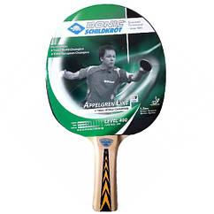 Ракетка для настольного тенниса Donic Appelgren Level 400 hubWWjG94453, КОД: 1711360