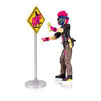 Игровая коллекционная фигурка Jazwares Roblox Imagination Figure Pack W7 Цифровая художница ROB02, КОД: