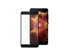Защитное 3D стекло Full Cover для Xiaomi Redmi 4X Black 1903, КОД: 711813