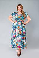 Платье Tasa 1166 54 Голубое, КОД: 722542