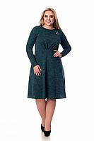 Платье Tasa 1193 48 Зеленое, КОД: 722851