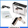 FM трансмітер MOD G7, MP3 модулятор, фм модулятор для авто, Трансмітер з екраном, блютуз модулятор, фото 3