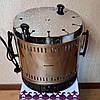 Электрошашлычница Помощница 11 шампуров + колба в подарок 1500Вт с таймером, фото 4