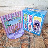 Кукла Hairdorables Dolls серия Яркие вечеринки Хердораблс сюрприз аналог ЛоЛ LoL (реальные фото)