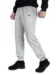 Спортивные штаны Nike Реплика S Светло-серый pakw-004, КОД: 1660168