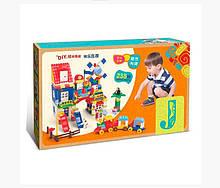Детский базовый конструктор Jixin 8388C М-6903317172627, КОД: 1522071