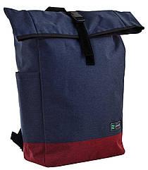 Рюкзак міський Smart Roll-top T-71 14 л Adventure 557578, КОД: 1252064