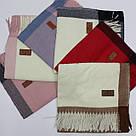 """Кашемировый двусторонний шарф палантин """"Сакура"""" Cashmere 109002, фото 3"""