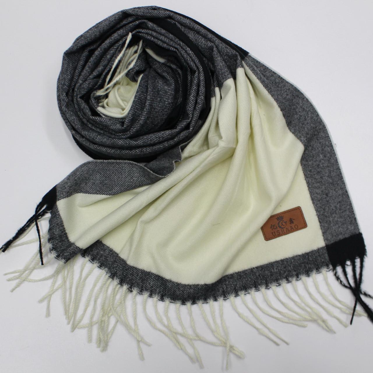 Кашемировый шарф палантин Cashmere 109006