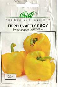 Семена перца Асти Еллоу желтый  0,2 г Anseme