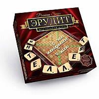 Настольная игра Эрудит PREMIUM SERIES укр Dankotoys G-ER-U-01 tsi32236, КОД: 700237