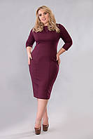 Платье Tasa 1181 58 Марсала, КОД: 722668