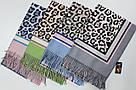 Кашемировый теплый шарф палантин  Cashmere 142011, фото 3